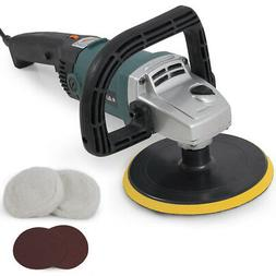 "ARKSEN© 7"" Variable 6-Speed Electric Car Polisher/Buffe"