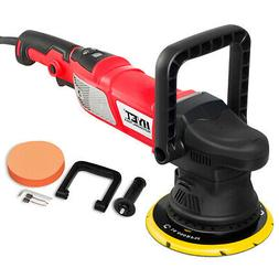 "6"" Dual Action Random Orbital Buffer Polisher Variable Speed"