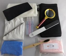 Watch Buffing Polishing Cleaning w/Bergeon 2290 Stick & Cape