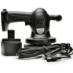 Wireless Rechargeable and Wired Electric Car Polishing Machi