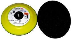 3M 3 in x 1/2 in - Disc Pad - 1/4-20 EXT - 28472